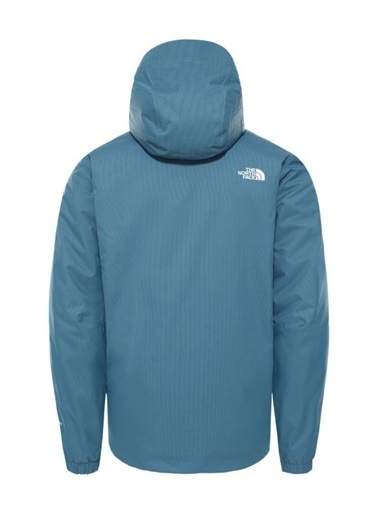 The North Face The North Face Quest Insulated Erkek Mont Mavi Siyah